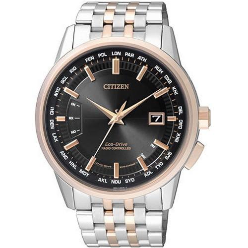 Reloj Citizen Eco Drive Radiocontrolado CB0156-66E Acero Hombre