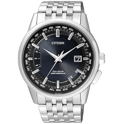 Citizen Watch Eco Drive Radio Controlled CB0150-62L Steel Man