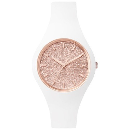 Ice Watch Watch ICE-Glitter ICE.GT.WRG.S.S.15 Silicone Woman