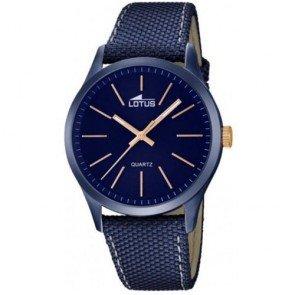 Reloj Lotus Smart Casual 18166-2 Tela Hombre
