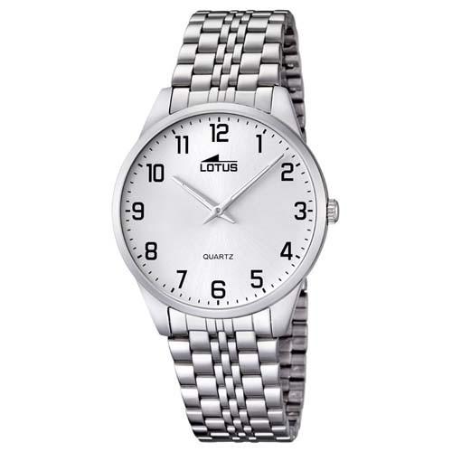 Reloj Lotus Acero Clasico 15883-1