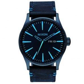 Nixon Watch A1052224 Sentry Leather