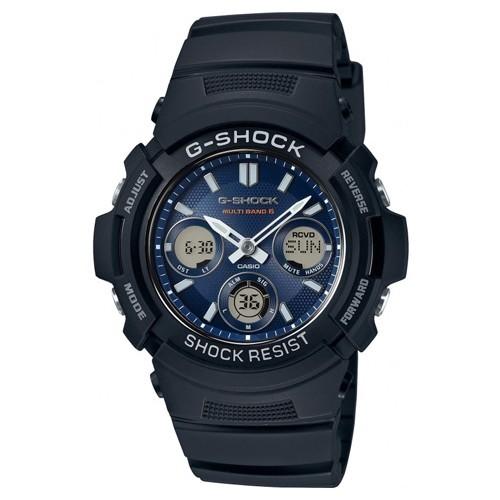 Reloj Casio G-Shock Wave Ceptor AWG-M100SB-2AER