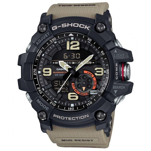 Reloj Casio G-Shock GG-1000-1A5ER MUDMASTER