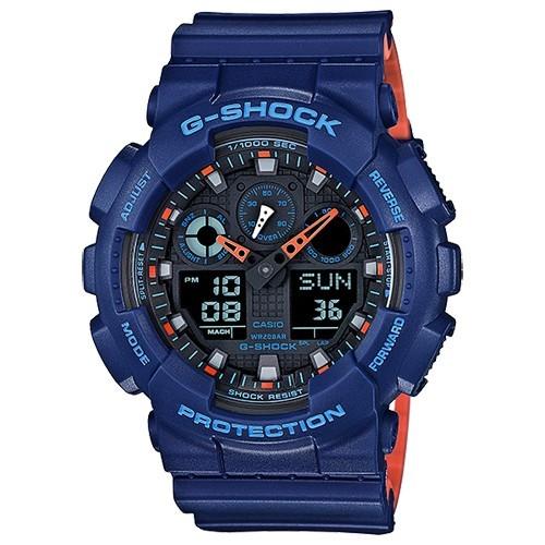 Reloj Casio G-Shock GA-100L-2AER Layered Color