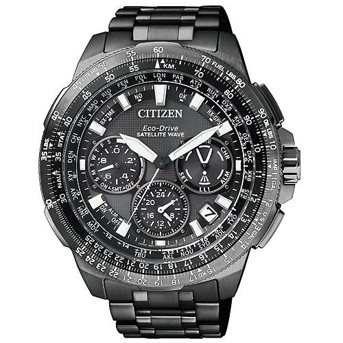 Citizen Watch Eco Drive Satellite Wave GPS CC9025-51E