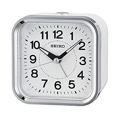 Reloj Despertador Seiko QHE130W 9,6x9,4x6cm