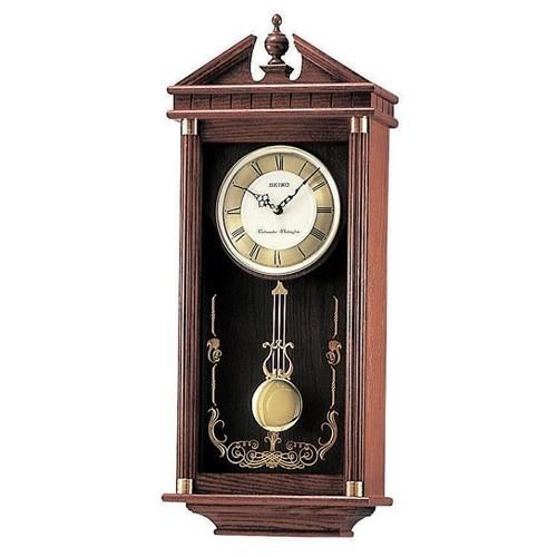 Wall Clocks Seiko Pendulum QXH107B 71 X 30 X 11mm