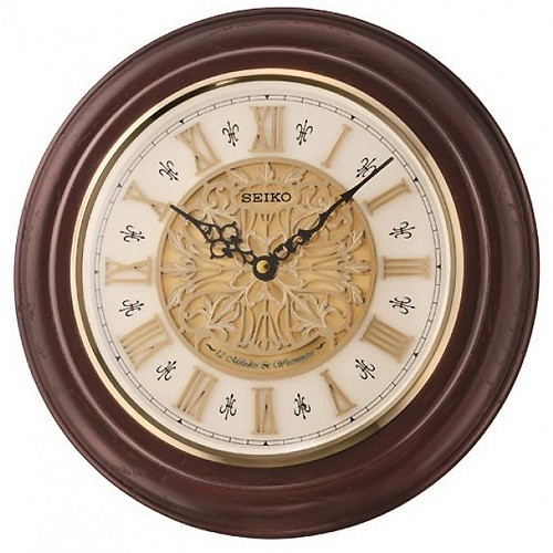 Wall Clocks Seiko QXM342B