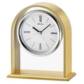 Table Clock Seiko QHE134F 14,1 X 12,3 X 6,4 cm