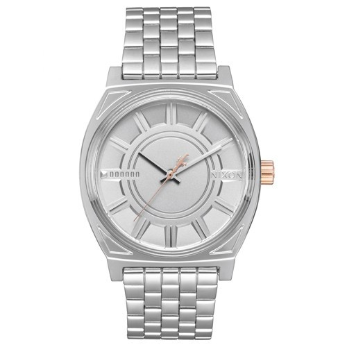 Reloj Nixon Star Wars A045SW2445 Time Teller Phasma Silver
