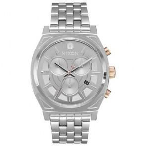 Reloj Nixon Star Wars A972SW2445 Time Teller Phasma Silver
