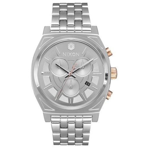 Nixon Watch Star Wars A972SW2445 Time Teller Phasma Silver