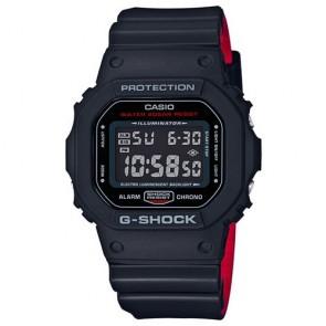 Casio Watch G-Shock DW-5600HR-1ER Black & Red Series