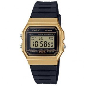 Casio Watch Collection F-91WM-9AEF