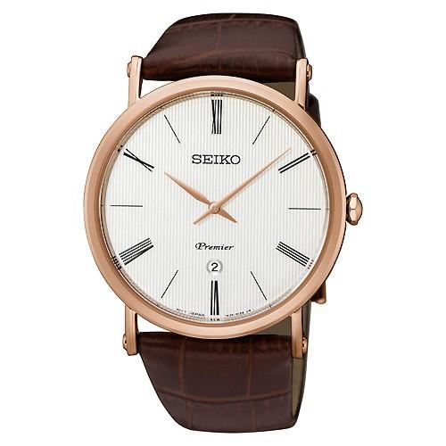 Seiko Watch Premier SKP398P1