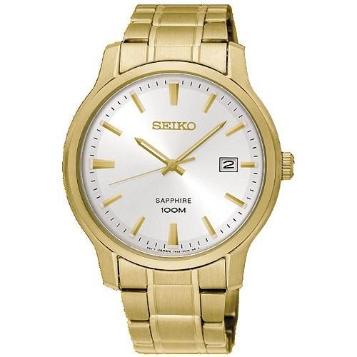 Reloj Seiko Neo Classic SGEH70P1 Pareja SXDG92P1