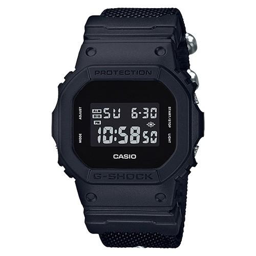 Reloj Casio G-Shock DW-5600BBN-1ER Black Out Cloth