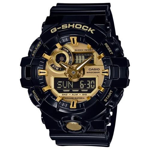 Casio Watch G-Shock GA-710GB-1AER