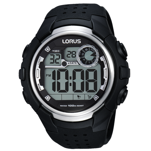 Lorus Watch Digital R2385KX9