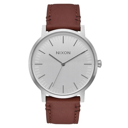 Nixon Watch A10581113 Porter Leather