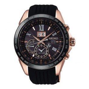 Seiko Watch Astron SSE153 - SBXB153 Big Date