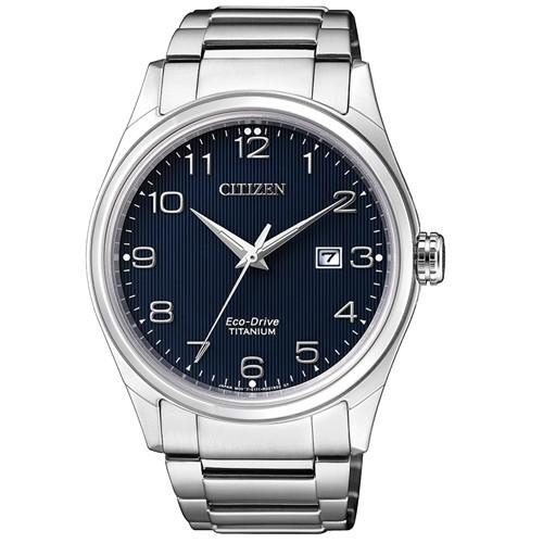 Reloj Citizen Eco Drive Super Titanium BM7360-82M