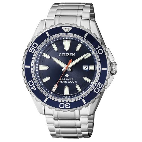 Citizen Watch Promaster Eco Drive Divers BN0191-80L