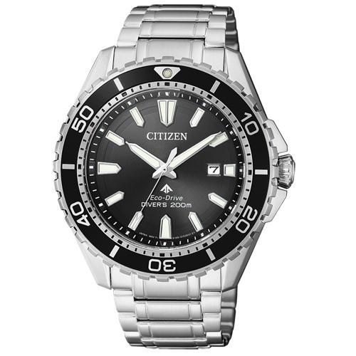 Citizen Watch Promaster Eco Drive Divers BN0190-82E