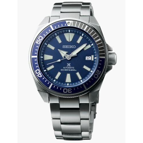 Reloj Seiko Prospex Samurai SRPB49K1