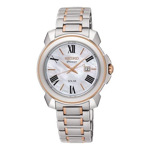 Reloj Seiko Premier SUT322P1