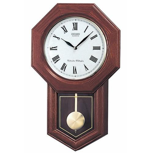 Wall Clocks Seiko Pendulum QXH102B 54 X 33 X 9.5mm