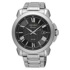 Seiko Watch Premier SNE455P1 Signature