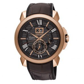 Reloj Seiko Premier SNP146P1 Kinetic Perpetuo