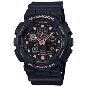 Casio Watch G-Shock GA-100GBX-1A4ER