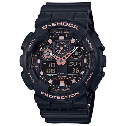 Casio Watch G-Shock GA-100GBX-1A4ER