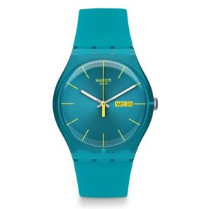 Watch Swatch Originals SUOL700 Turquoise Rebel