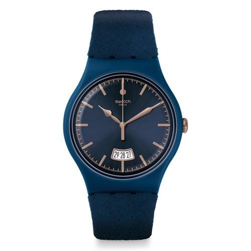 Watch Swatch Originals SUON400 Cent Bleu