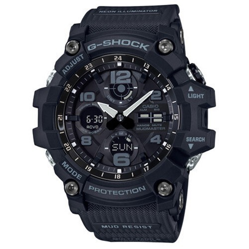 Casio Watch G-Shock Wave Ceptor GWG-100-1AER MUDMASTER
