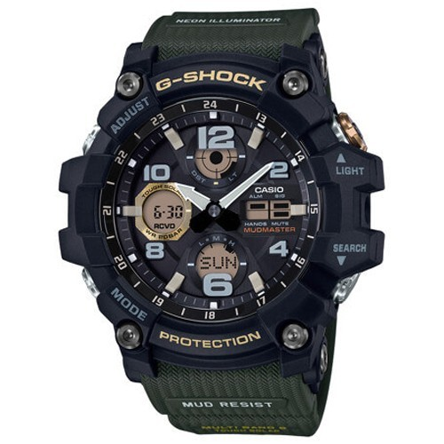 Reloj Casio G-Shock Wave Ceptor GWG-100-1A3ER MUDMASTER