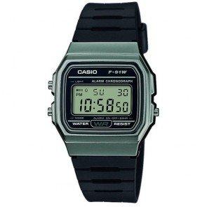 Reloj Casio Collection F-91WM-1BEF