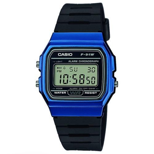 Casio Watch Collection F-91WM-2AEF