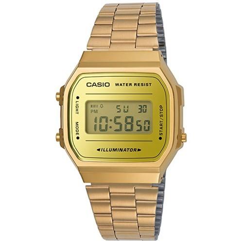 Casio Watch Collection A168WEGM-9EF