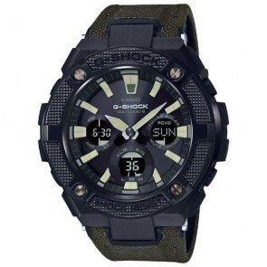 Casio Watch G-Shock Wave Ceptor GST-W130BC-1A3ER G-STEEL