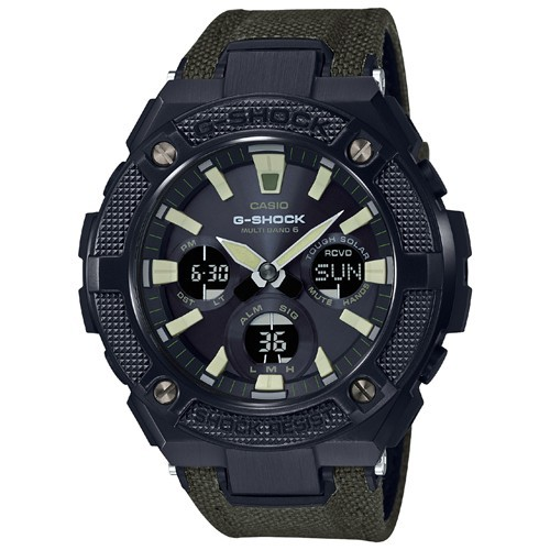Reloj Casio G-Shock Wave Ceptor GST-W130BC-1A3ER G-STEEL