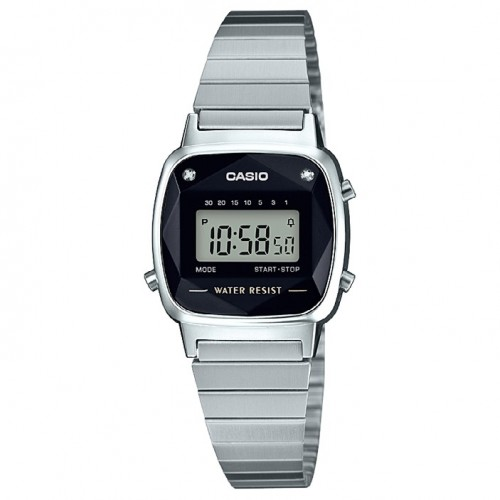 Casio Watch Collection LA670WEAD-1EF Diamond Vintage