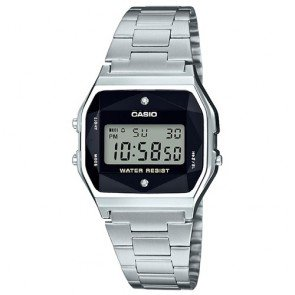 Casio Watch Collection A158WEAD-1EF Diamond Vintage