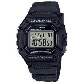 Casio Watch Collection W-218H-1AVEF