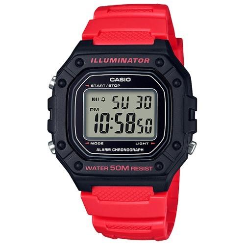 Casio Watch Collection W-218H-4BVEF