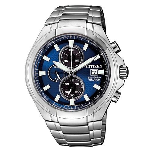 Reloj Citizen Eco Drive Super Titanium CA0700-86L